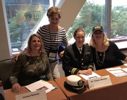 RomVets -- Military Women Who Have Turned The Sword To Pen